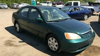 2002 Honda Civic EX 4 doors 4 cyli. VTEC 5 Speed M Falls Church, 22042