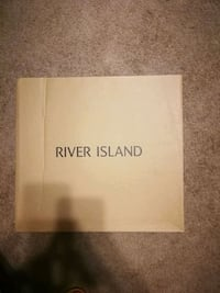 River Island thigh high boots Toronto, M6B 2C5