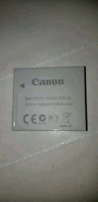 Camera battery pack