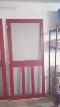 Custom built screen door Springfield, 97477