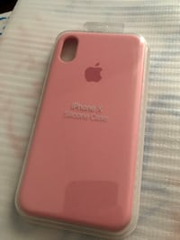 Iphone x or xs pink case East Orange, 07018