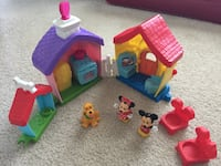 Mickey Mouse playset 41 km