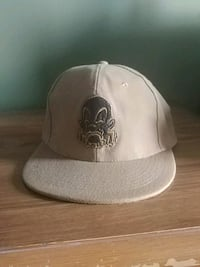 Brown and black fitted cap Terrebonne, J6W