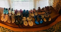 Women's shoes and sandals size 8-9 Ocala, 34481