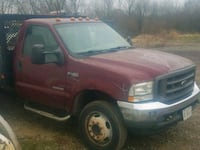 red Ford F-450 Genoa, 60135