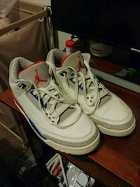 "Air Jordan 3 ""International flight"" Parksville, V9P 1K3"