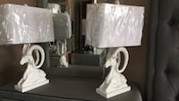 Two Table lamps $89 each !!! Irving, 75062