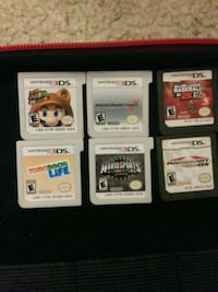Nintendo 3DS and DS games