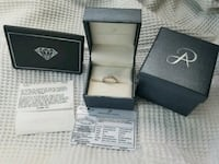 ANDRIANNA PAPEL BRILLIANT CUT DIOMAND RING! Sparks, 89434