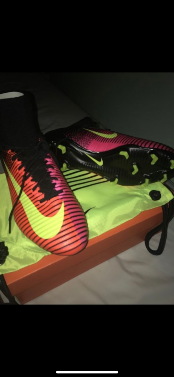 finest selection 09efb e4901 Nike mercurial superfly 5 size 10.5 men
