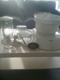white Bosch blender set Ottawa, K2E 6K6