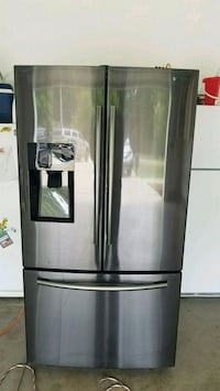 stainless steel french door refrigerator Raleigh, 27615