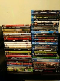 Awesome Blu-Rays and DVDs  Edmonton, T6M 1B4