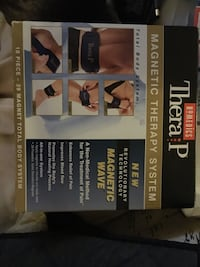 Thera p magnetic therapy system new magnetic wave