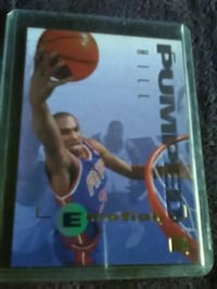 assorted basketball cards mint condition