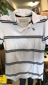 Abercrombie polo shirt - large Richmond, V7C 1T9