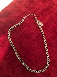 Basic silver chainlink choker  New Orleans, 70123