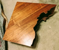 DC Coffee Table by Justin Couch