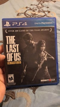 The Last Of Us Remastered Albuquerque, 87112