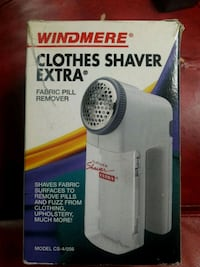 New Lint remover