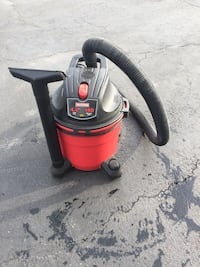 red and black Craftsman vacuum cleaner Ashburn, 20147