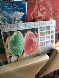 Space Age Crystal Growing Kit 40 km