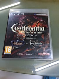 PS3 CASTLEVANİA COLLECTİON 1-2 (2DEMO) Bornova, 35090