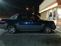 blue and gray 4 door pick up truck Nutley, 07110