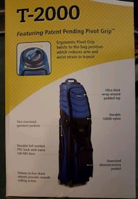 Travel Cover for Golf Bag