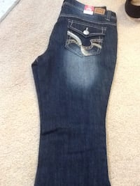 blue denim True Religion jeans Frederick, 21703