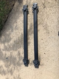 Dodge Journey roof rack cross bars Virginia Beach, 23453