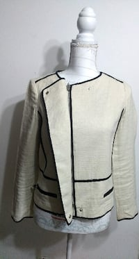 Zara Moto Contast Jacket - Like New (+ More) Toronto