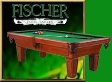 Pool table limited edition