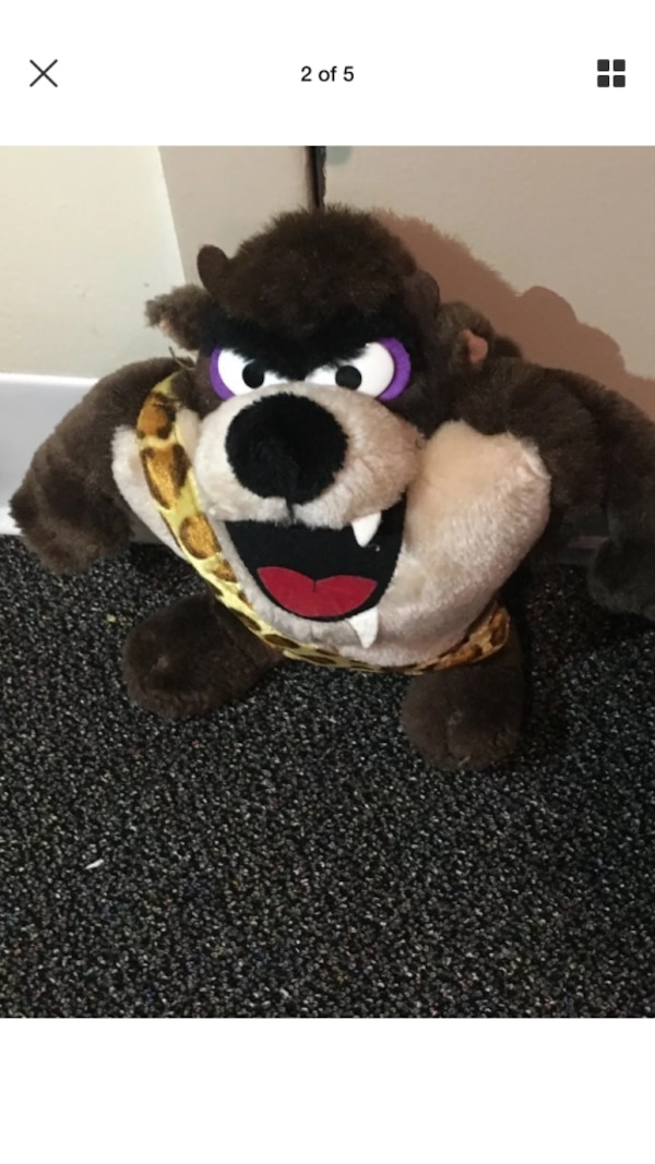 black and brown bear plush toy 5f407be3-aeda-494d-ab39-794550895f37