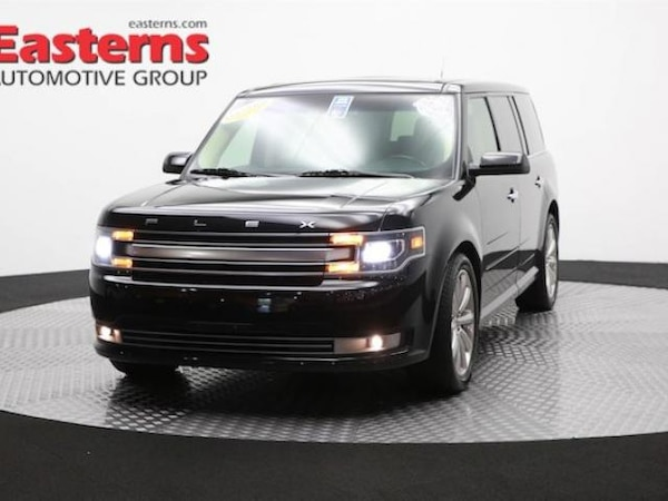 Used  Ford Flex Limited W Ecoboost For Sale In Laurel