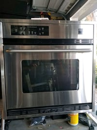 30 inch Frigidaire oven