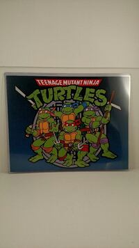 Teenage Mutant Ninja Turtles mini poster