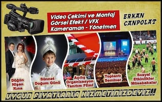 Prof. Video Cekimi ve Montaj
