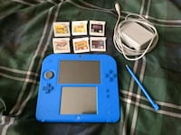 Nintendo 2DS with 6 games Midlothian, 23112
