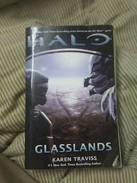 Halo book Edmonton