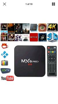 2018 new programmed plugin use TV BOX