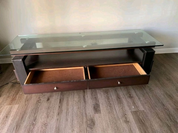 Super Tv Stand 6Ft By 3 Ft And 2 Ft Tall Must P U Machost Co Dining Chair Design Ideas Machostcouk