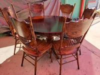 Dining Table With 4 Chairs El Paso, 79915