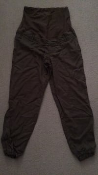 Maternity pants (green)  New Westminster, V3M 1A9