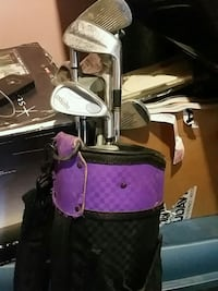 purple and gray golf bag Niagara Falls, L2G 2H5