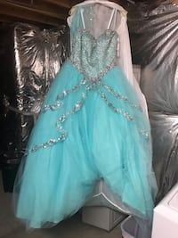 Size 18 Blue Dress Woodbridge, 22193