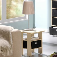Furinno 11157 End Table Bedroom Night stand w/Bin Drawer Brand new Never Used Rochester, 14607