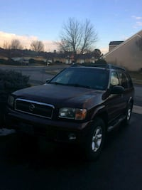 Nissan - Pathfinder - 2003 Mount Joy, 17552