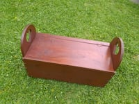 Could be used as a compartment for whatever you want to store/bench Conway