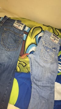 True Religion Jeans 2 Pairs For 100 Yonkers, 10705